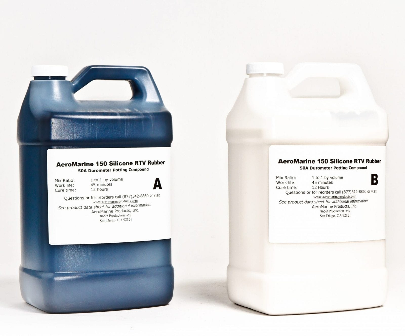 Am 150 Silicone Potting And Encapsulation Rubber